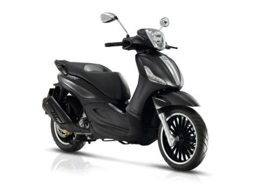 Motorrad kaufen PIAGGIO Beverly 300 ABS Police Neufahrzeug