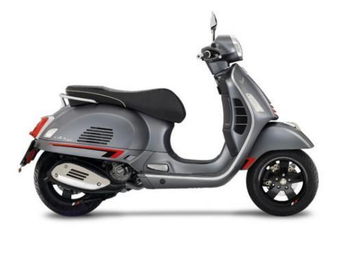 Motorrad kaufen PIAGGIO Vespa GTS 300 HPE Neufahrzeug