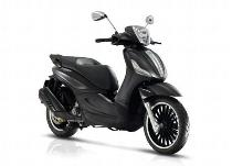 Motorrad kaufen Neufahrzeug PIAGGIO Beverly 300 ABS Police