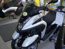 Motorrad kaufen Occasion YAMAHA Tricity 125 A ABS