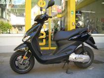 Motorrad kaufen Occasion YAMAHA YN 50 Neos 2T (roller)