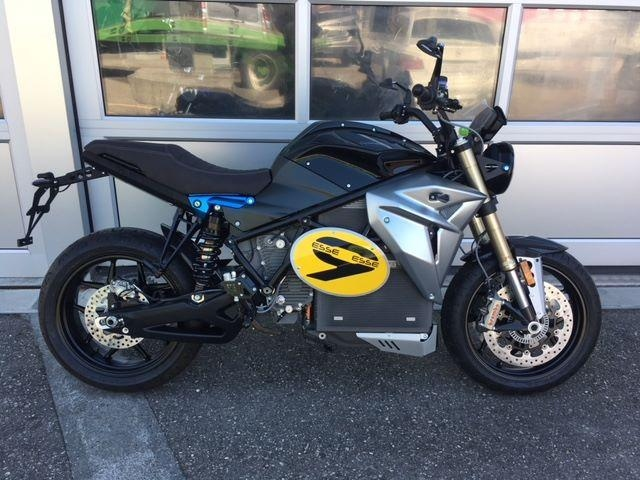 Motorrad kaufen ENERGICA Eva EsseEsse9 Neufahrzeug