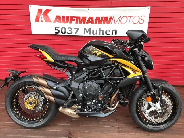 Motorrad kaufen MV AGUSTA Brutale 800 Dragster RR SCS Neufahrzeug