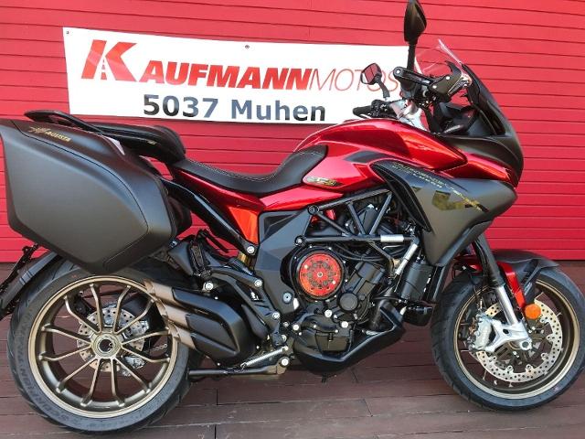 Motorrad kaufen MV AGUSTA Turismo Veloce Lusso 800 ABS SCS Neufahrzeug