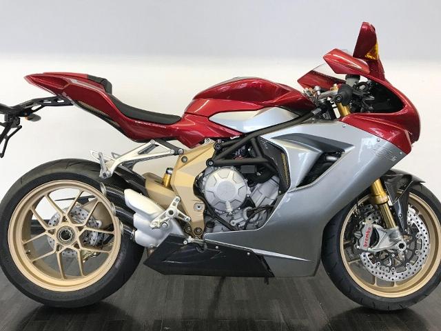 Motorrad kaufen MV AGUSTA F3 675 ORO Neufahrzeug