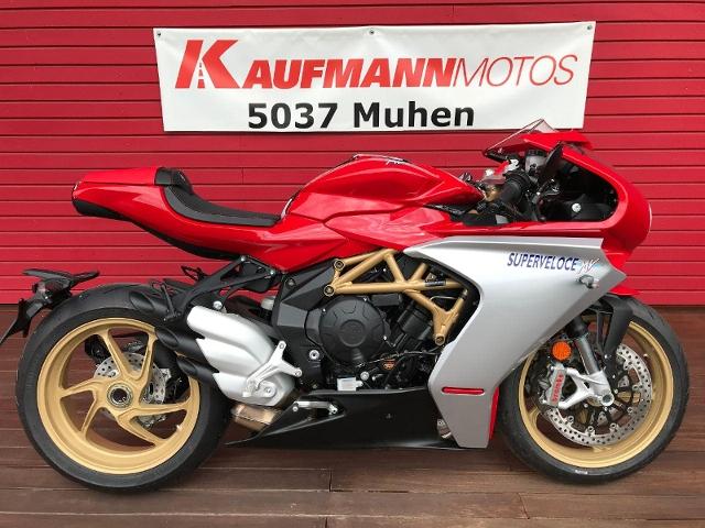 Motorrad kaufen MV AGUSTA Spezial Superveloce 800 Neufahrzeug
