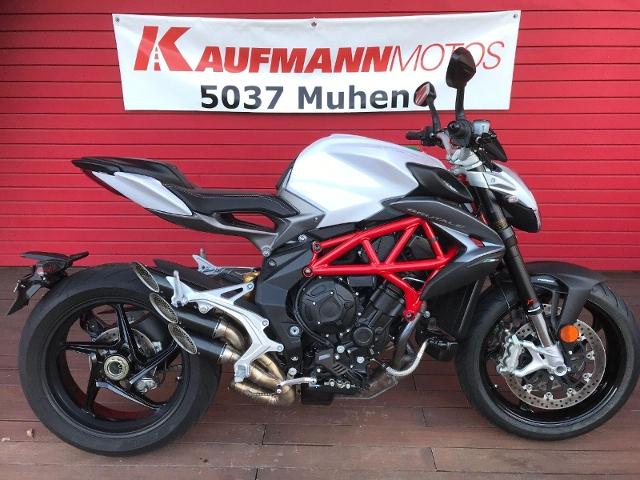 Motorrad kaufen MV AGUSTA Brutale 800 ABS Vorführmodell