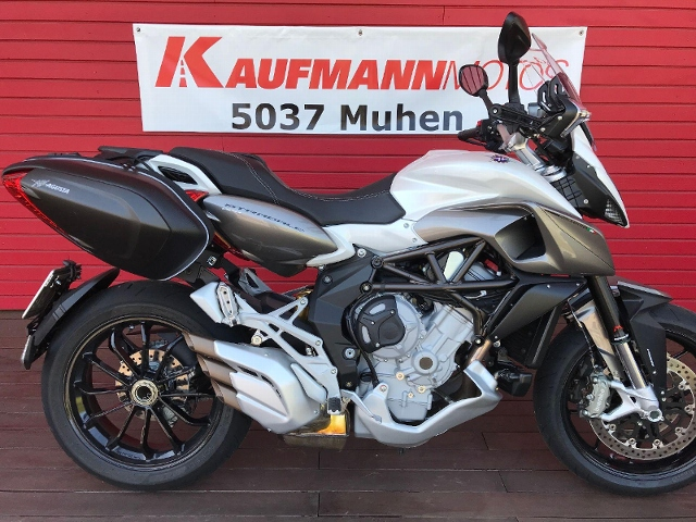 Motorrad kaufen MV AGUSTA Stradale 800 ABS Vorführmodell