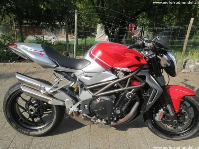 Motorrad kaufen MV AGUSTA Brutale RR 1090 Occasion