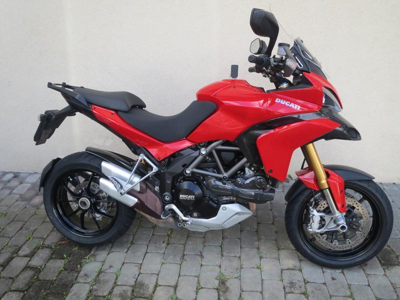 motorrad occasion kaufen ducati 1200 multistrada s abs sport kaufmann motos ag muhen. Black Bedroom Furniture Sets. Home Design Ideas
