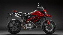 Motorrad Mieten & Roller Mieten DUCATI 950 Hypermotard (Naked)