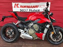 Rent a motorbike DUCATI 1103 Streetfighter V4 (Naked)