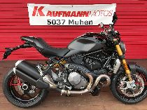 Rent a motorbike DUCATI 1200 Monster S ABS (Naked)