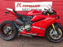 Motorrad kaufen Occasion DUCATI 1199 Panigale R ABS (sport)