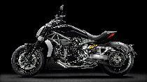 Motorrad Mieten & Roller Mieten DUCATI 1262 XDiavel S ABS (Sport)