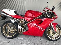 Motorrad kaufen Occasion DUCATI 916 (sport)