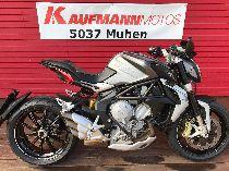 Motorrad kaufen Occasion MV AGUSTA Brutale 800 Dragster ABS (naked)