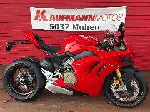 Rent a motorbike DUCATI 1103 Panigale V4 (Sport)