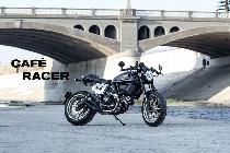 Motorrad kaufen Neufahrzeug DUCATI 803 Scrambler Café Racer (retro)