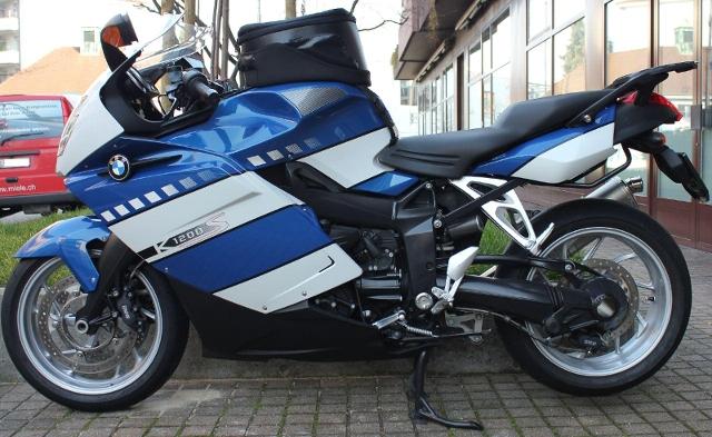 Motorrad kaufen BMW K 1200 S ID 5330 Occasion