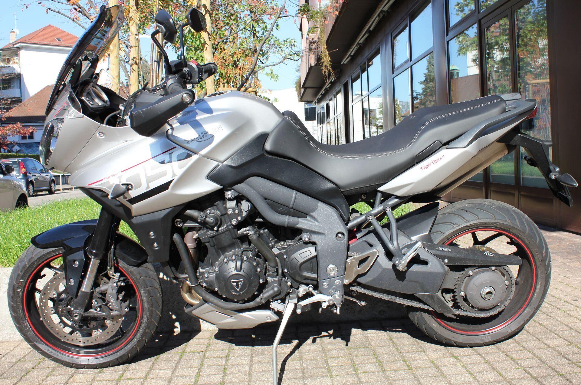 Buy Motorbike Pre Owned Triumph Tiger 1050 Sport Abs Id 9021 Phoenix