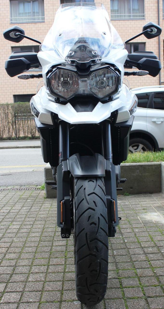 Buy Motorbike Pre Owned Triumph Tiger Explorer 1200 Xr Abs Id 6746 Phoenix Basel Ag Basel