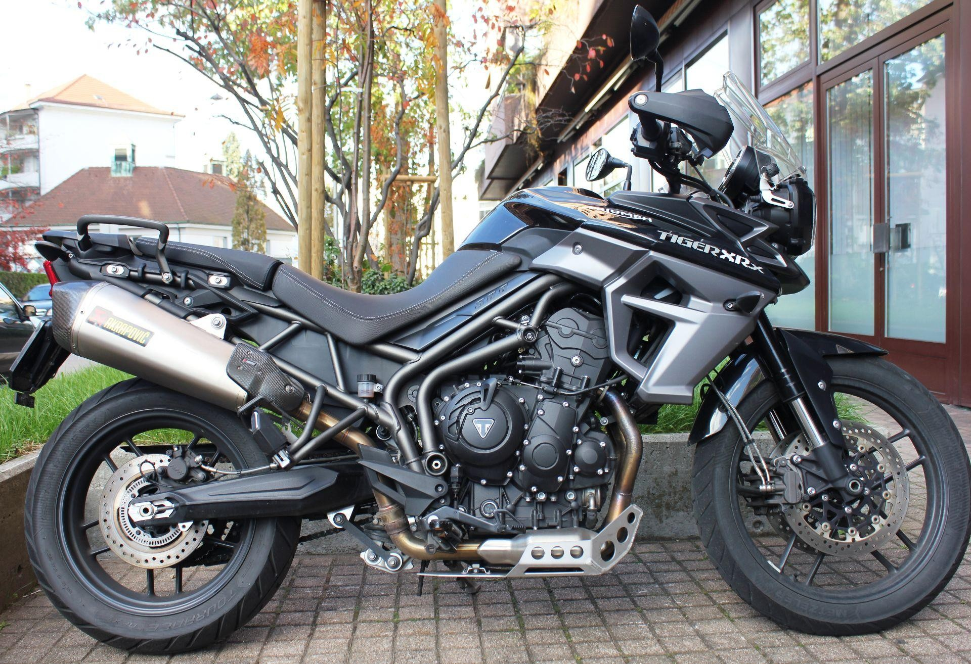 moto occasions acheter triumph tiger 800 xrx abs phoenix basel ag basel. Black Bedroom Furniture Sets. Home Design Ideas