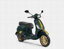 Motorrad Mieten & Roller Mieten PIAGGIO Vespa Sprint 125 iGet (Roller)