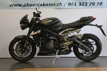 Motorrad kaufen Occasion TRIUMPH Street Triple 765 RS (naked)
