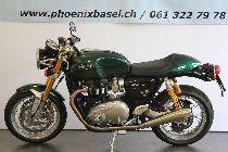 Acheter moto TRIUMPH Thruxton 1200 R ABS ID 4146 Retro