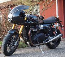 Motorrad kaufen Occasion TRIUMPH Thruxton 1200 R TFC (retro)