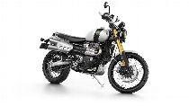 Motorrad Mieten & Roller Mieten TRIUMPH Scrambler 1200 XE (Retro)