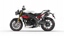 Töff kaufen TRIUMPH Speed Triple 1050 R ABS *5547* Naked