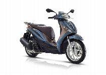 Motorrad Mieten & Roller Mieten PIAGGIO Medley 125 (Roller)
