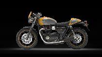 Motorrad kaufen Neufahrzeug TRIUMPH Street Cup 900 ABS (retro)
