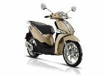 Motorrad Mieten & Roller Mieten PIAGGIO Liberty 125 iGet (Roller)