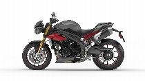 Töff kaufen TRIUMPH Speed Triple 1050 R ABS *5880* Naked