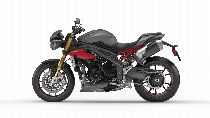 Motorrad kaufen Neufahrzeug TRIUMPH Speed Triple 1050 R ABS (naked)