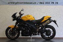 Motorrad kaufen Occasion TRIUMPH Speed Triple 1050 ABS (naked)