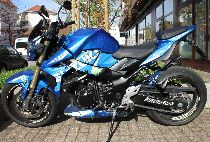 Buy motorbike Pre-owned SUZUKI GSR 750 A ABS 35kW (naked)