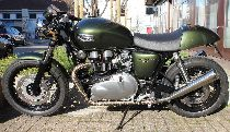 Acheter une moto Modèle de l´année passée TRIUMPH Thruxton 900 (retro)