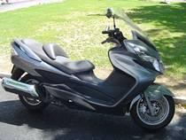 Rent a motorbike SUZUKI AN 400 Burgman A ABS (Scooter)