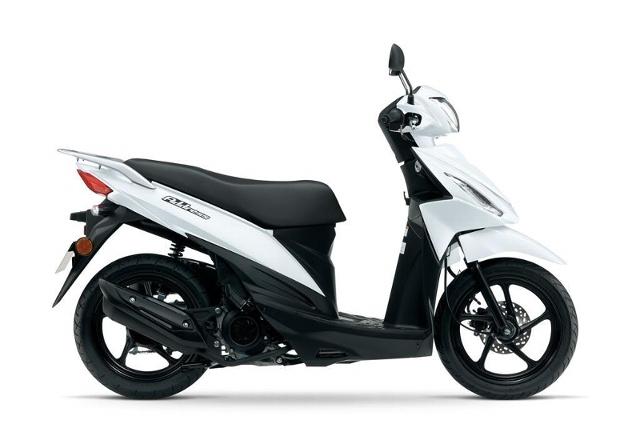 Motorrad kaufen SUZUKI UK 110 Neufahrzeug