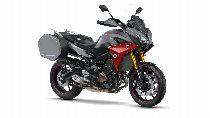 Motorrad Mieten & Roller Mieten YAMAHA Tracer 900 GT (Touring)