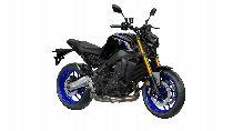 Motorrad kaufen Neufahrzeug YAMAHA MT 09 SP (naked)