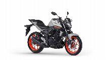 Motorrad Mieten & Roller Mieten YAMAHA MT 03 (Naked)