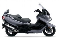 Motorrad kaufen Neufahrzeug SUZUKI AN 650 Burgman ZA Executive (roller)
