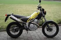 Motorrad Mieten & Roller Mieten YAMAHA XG 250 (Enduro)