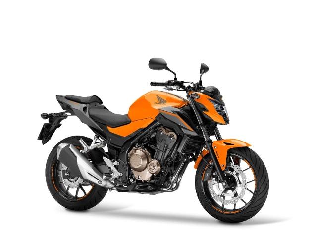 Motorrad kaufen HONDA CB 500 FA ABS *4946 Neufahrzeug
