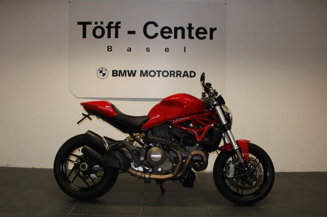 Motorrad kaufen DUCATI 1200 Monster ABS *3813 Occasion